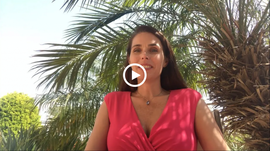 Digital marketing course with Ricco Mortensen - Testimonial from Caroline