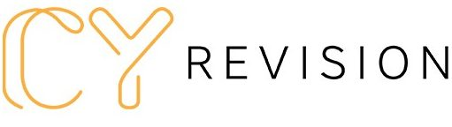 CY Revision logo